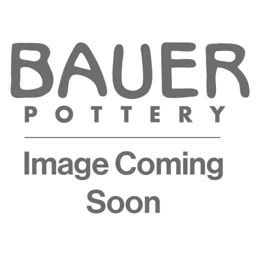 10 Inch Stock Vase Bauer Pottery Los Angeles California