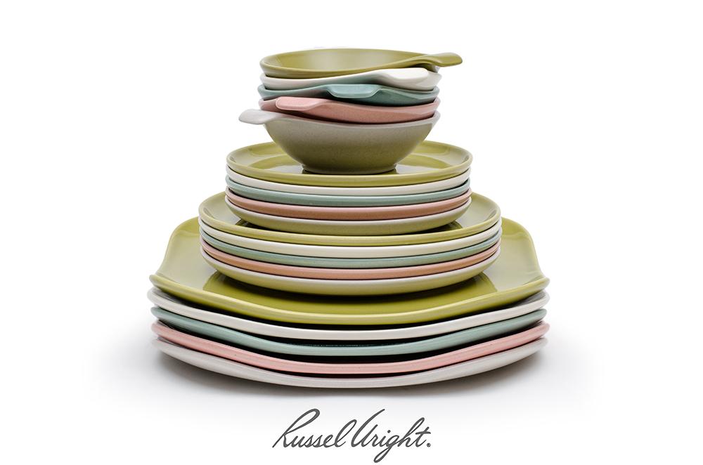 RW Dinnerware Stack